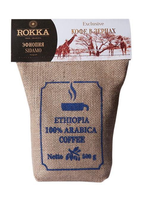 Эфиопия SIDAMO