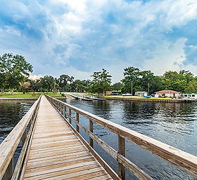 Keystone Heights - Knights Boat Ramp and