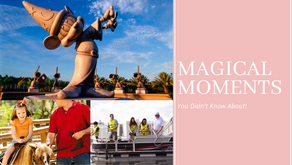 Magical Moments you didn't know about!