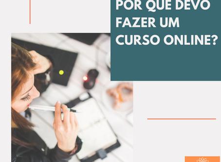 Conheça os benefícios dos cursos online para a sua carreira!