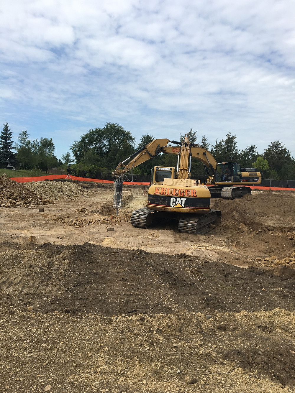 EH Design Blog - Commercial Project - RTL - New Construction Site