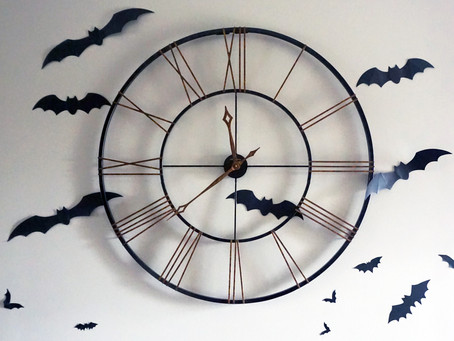 Halloween Decorations Home Tour | EH Design