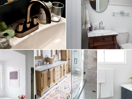 5 Big Impact Ways to Update Your Bathroom