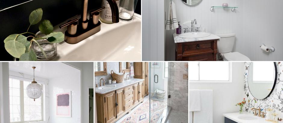 5 Big Impact Ways to Update Your Bathroom