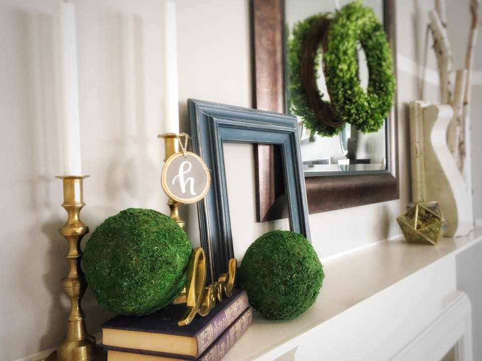 EH Design Blog - The Many Faces of Moss - Large Moss Ball Example