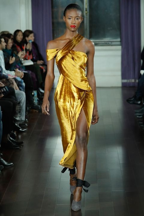 Gold Fashion Trends - EH Design Blog - Fall 2017 Trends