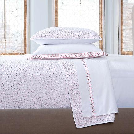Our Favorite Bedding Element | EH Design