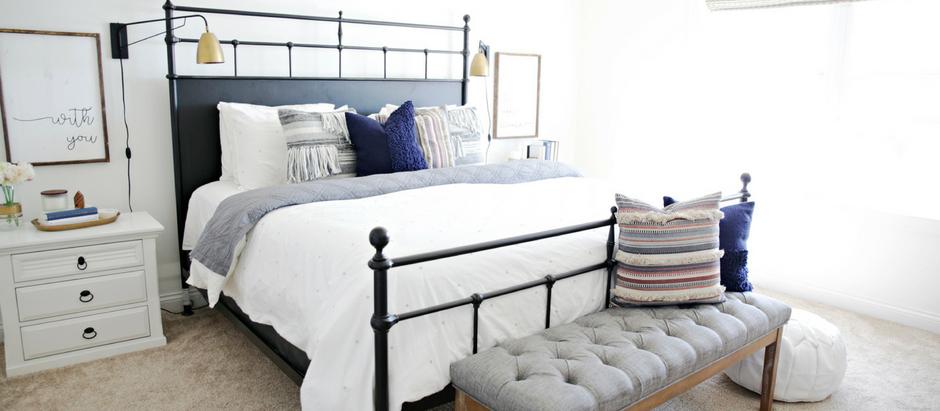Aspen Project: Master Bedroom Reveal