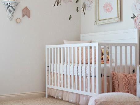 Nursery Design Reveal: Sydney Kaylynn Haugerud
