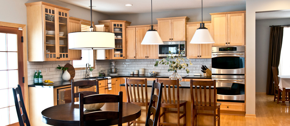 Chanhassen Project: Eat-In Dining Room & Kitchen Reveal