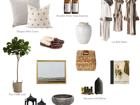 Gift Guides with Home in Mind | EH Design