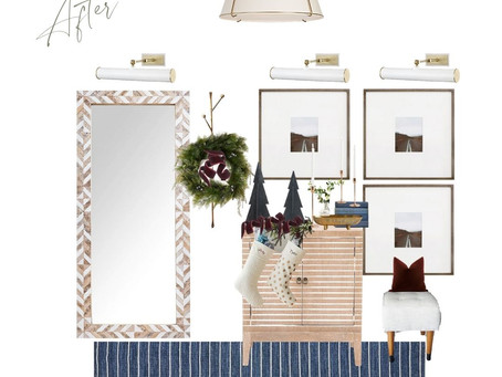 INCORPORATING HOLIDAY DECOR INTO YOUR EXISTING SPACES | EH Design