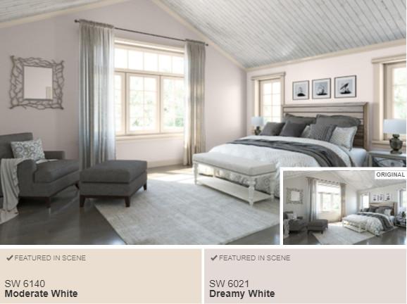 4 SW Dreamy White - Color Visualizer