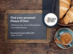 Piazza D'Oro B2B acquisition concept