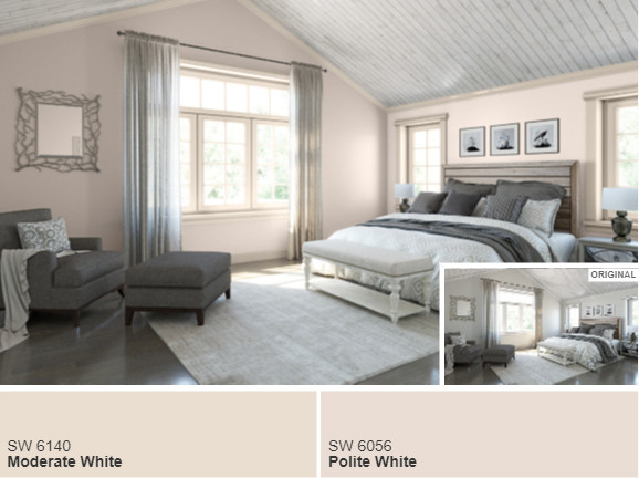 7 SW Polite White- Color Visualizer