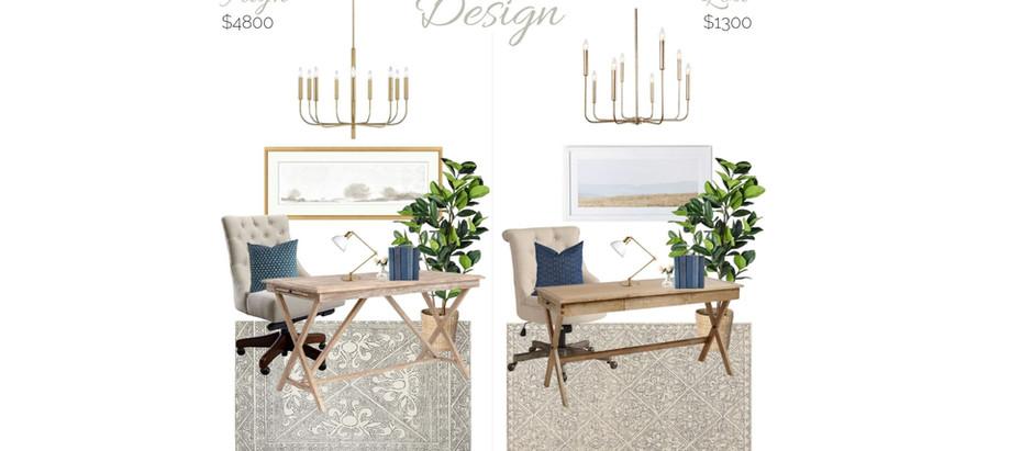 Home Office Design – Save or Splurge
