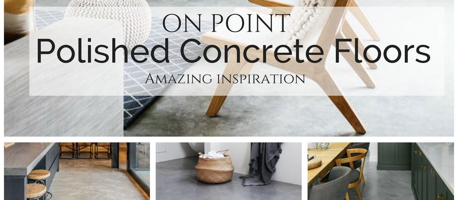 On Point Polished Concrete Floors | Amazing Inspiration