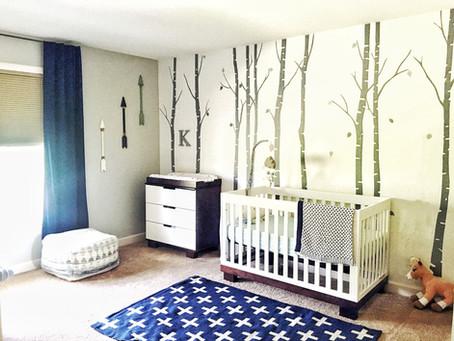 Baby K's Nursery | EH Design
