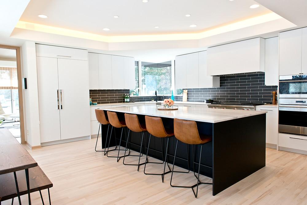 Wayzata Project: Modern Kitchen Remodel Reveal