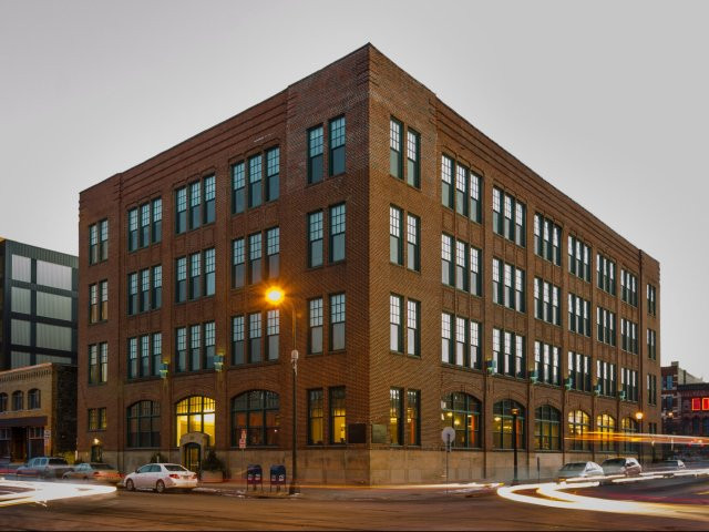 2nd Street Lofts Minneapolis - Building Exterior - Commercial Design - EH Design