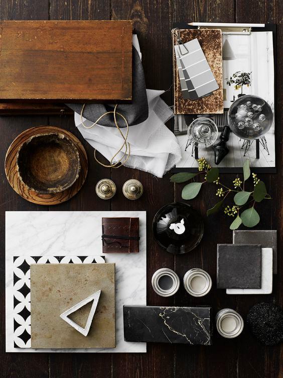 EH Design Blog - Commercial Project - Inspiration  - Color Inspiration 2