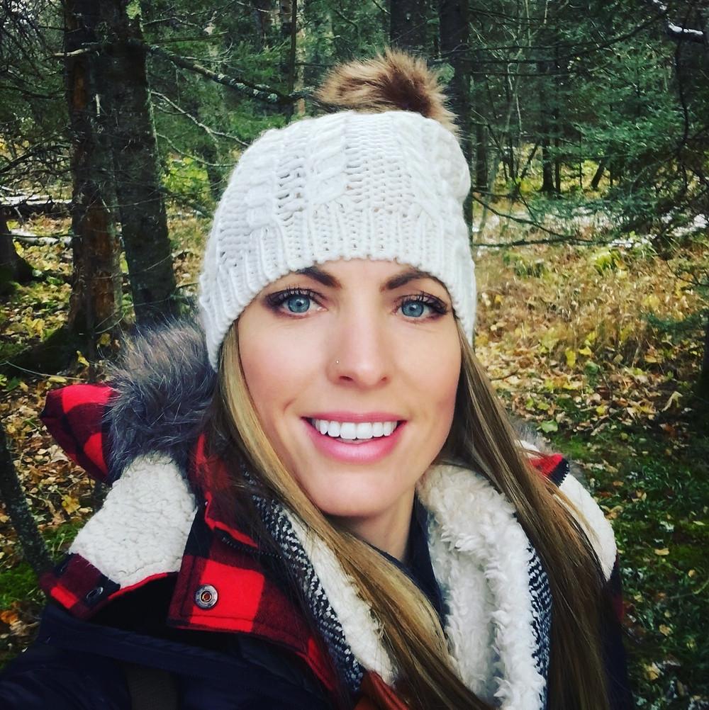 EH Design Blog - Selfie of Erin Haugerud
