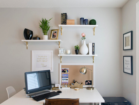 FLASHBACK: Home Office Redesign Project – Carver, MN