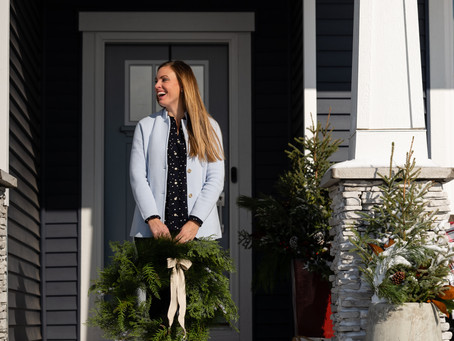 Creating the Perfect Holiday Exterior | EH Design