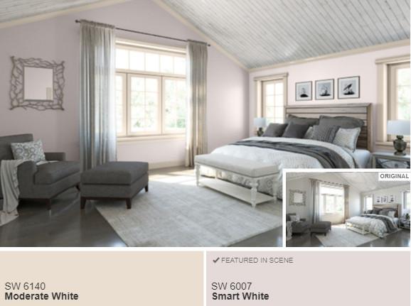 1 SW Smart White Paint - Color Visualizer