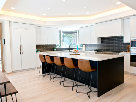 Remodel Reveal: Wayzata Modern Kitchen | EH Design