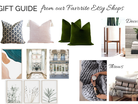 Etsy Home Gift Guide