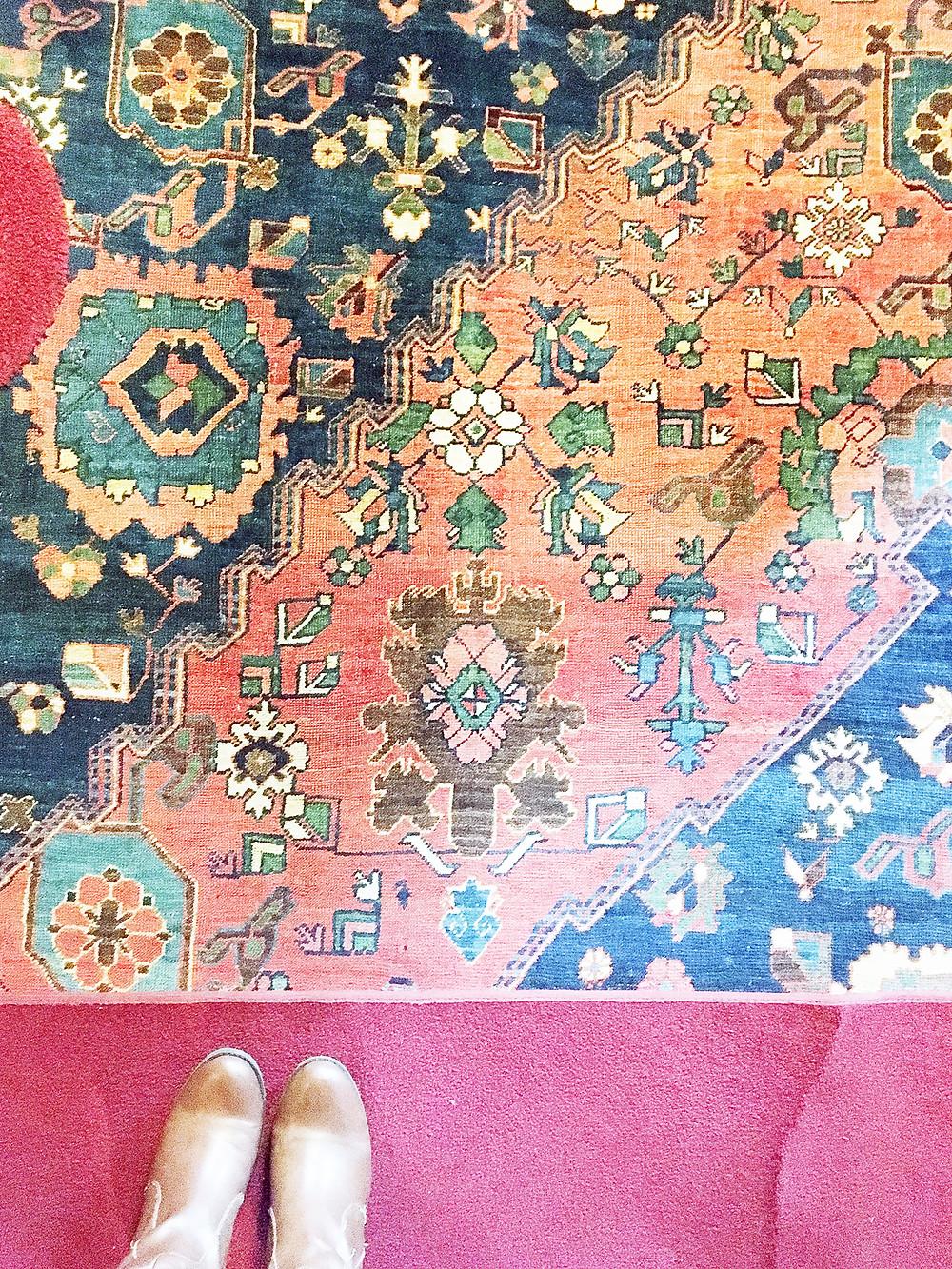 EH Design Blog - Glensheen Mansion - Rugs
