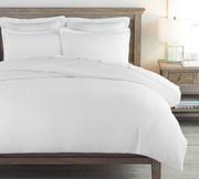 honeycomb-cotton-duvet-cover-shams-white