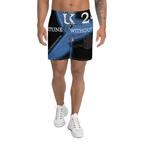 UMK 24 Platinum Series Men's Athletic Long Shorts