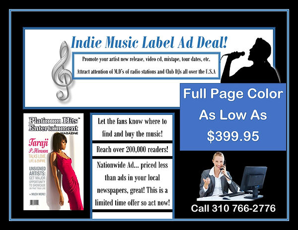 Indie Music Label AD Special Updated-pag