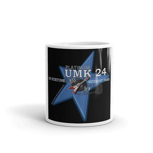 UMK 24 Platinum Series Mug