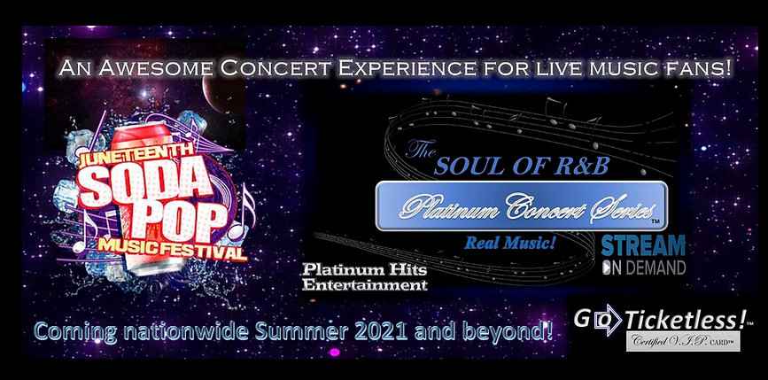Awesome Concert Experience 21 and beyond