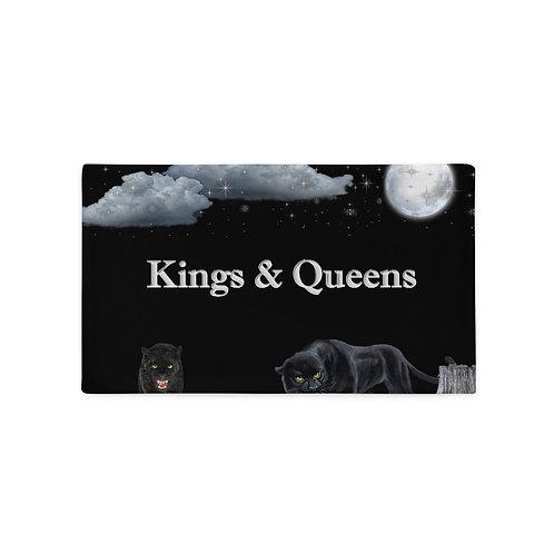 Kings & Queen Pillow Case