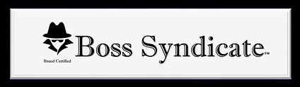 Bosss Syndicate Officila Brand Certified