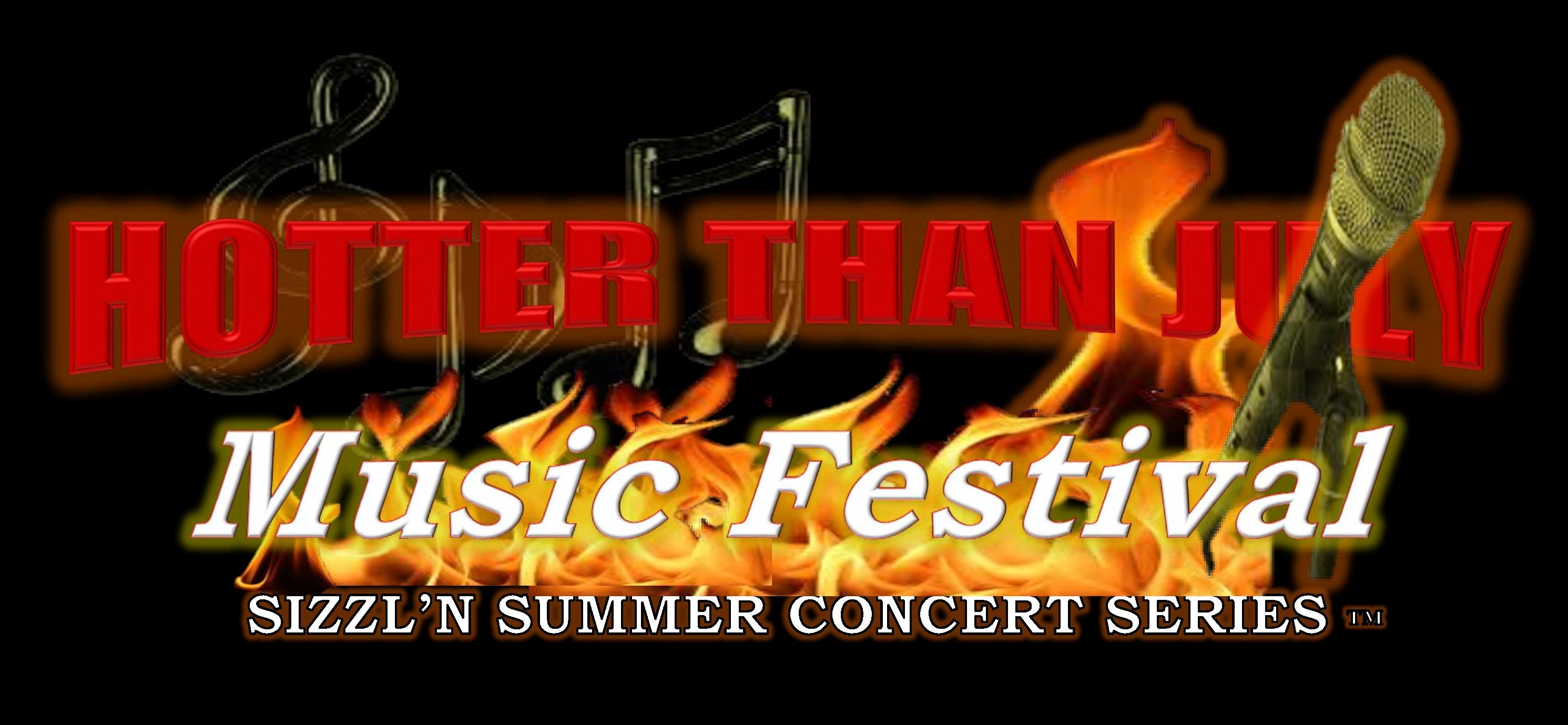Hotter Than July Logo concept Revised
