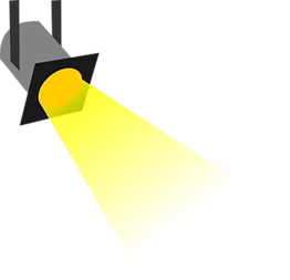 Left spotlight-clipart-hollywood-searchl