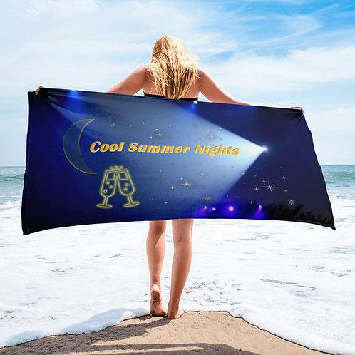 Cool Summer Nights Towel