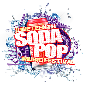 The Juneteenth Soda Pop Music Festival will present a mega-series of Live Concerts with performances by local and national musical artists covering Old and New School Hip-Hop Pop R&B Friday and Saturday night and then Super Praise Sunday featuring the best in traditional and contemporary gospel artists.