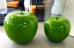 Green apples - Large and medium