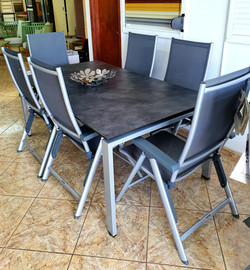 Cirrus Dining Set