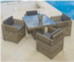 Garden Furniture in Tenerife by The Prestige Group