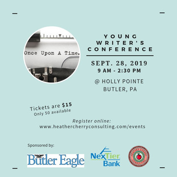 Young Writer's Conference Post