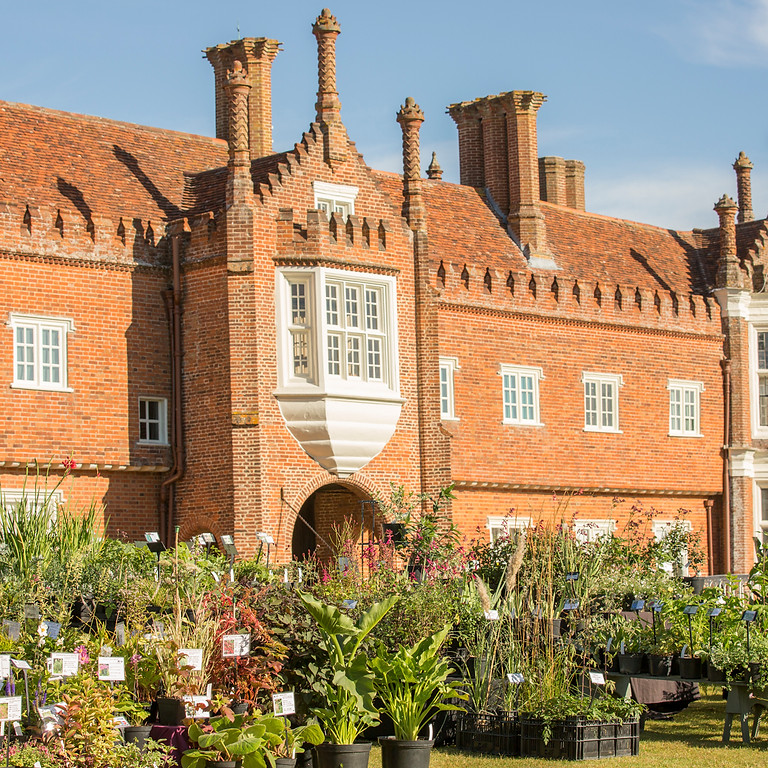 Helmingham Hall - Spring Plant Fair with Artisan Market