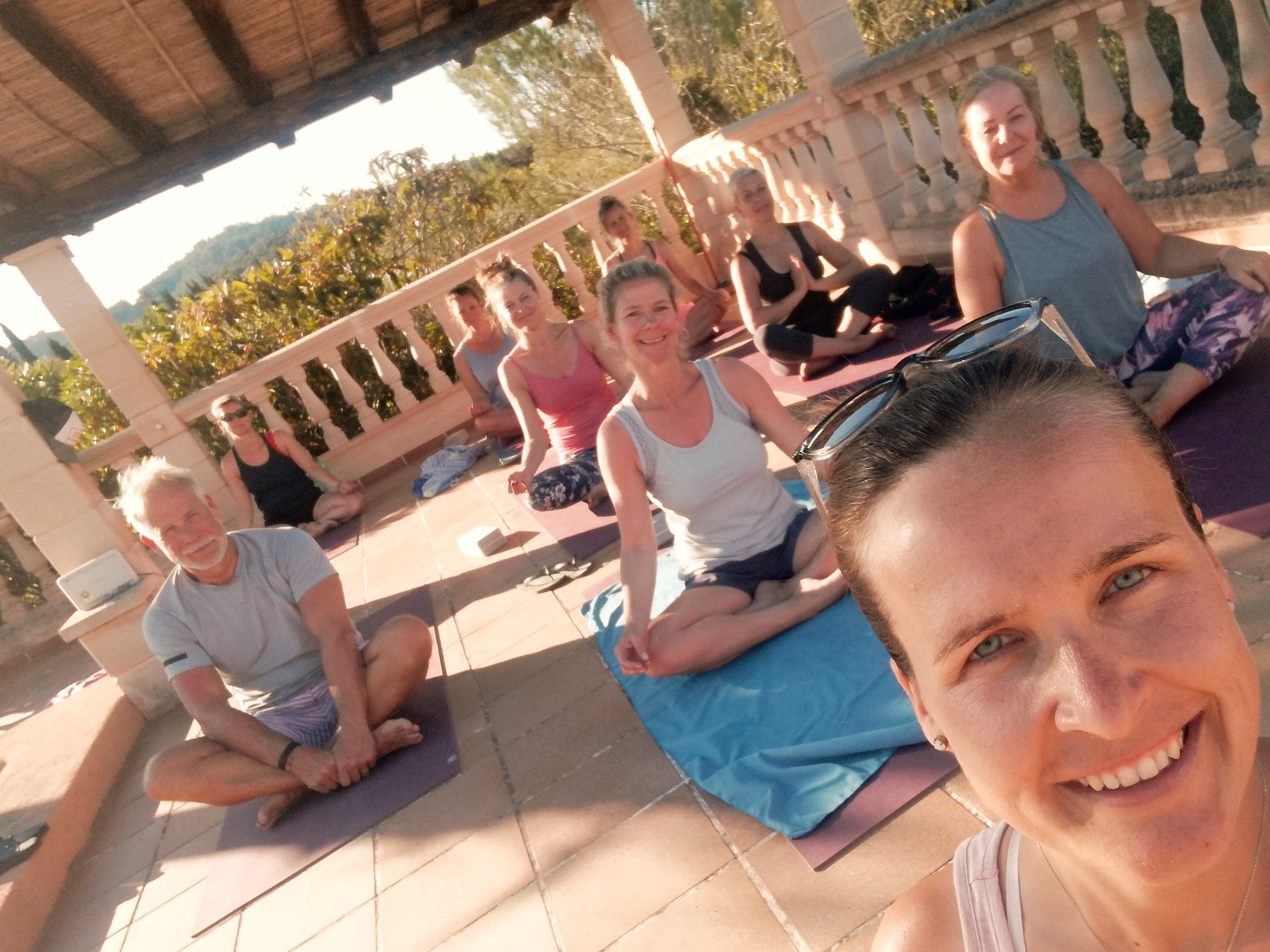 YOGA to go Finca