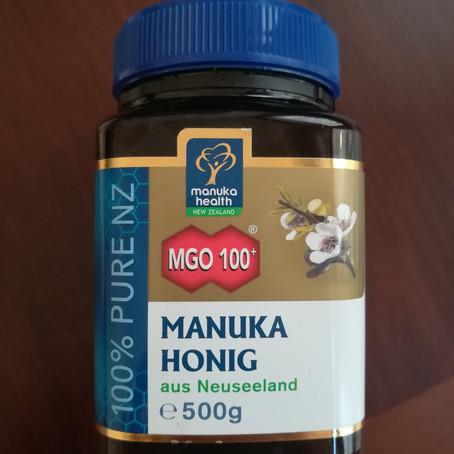 Nicht ohne meinen Manuka Honig